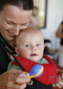 Mum & Baby Class
