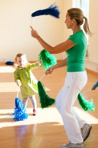 Hidden Benefits of Dance and Music for Young Children